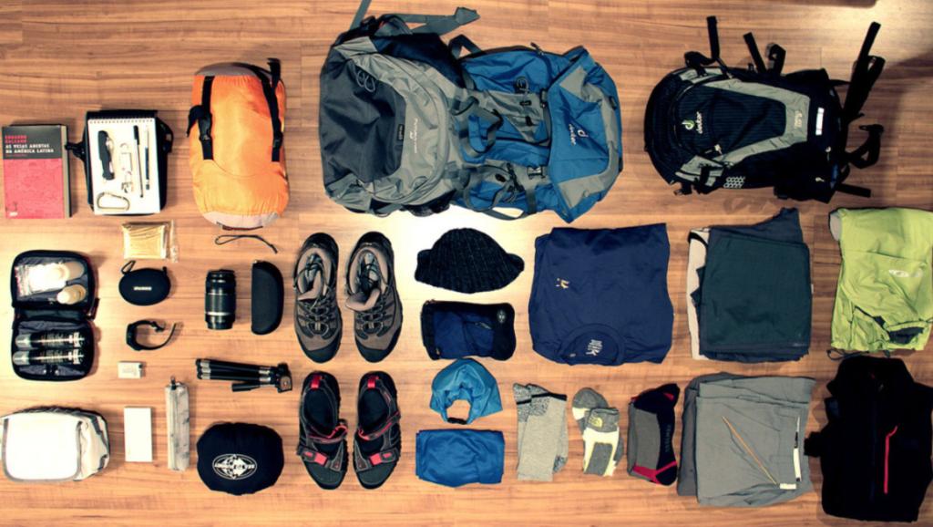 Hiking ekipmanları
